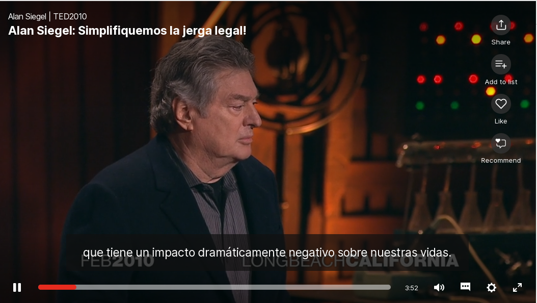 Alan Siegel TED TALKS