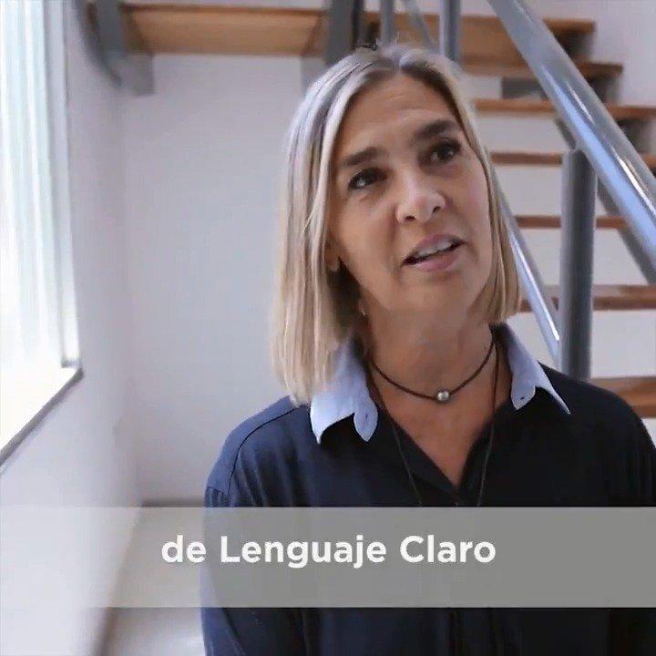 Silvia Iacopetti te presenta la nueva Red Argentina de Lenguaje Claro para la mejor comprensión y acceso universal de los ciudadanos a la información
