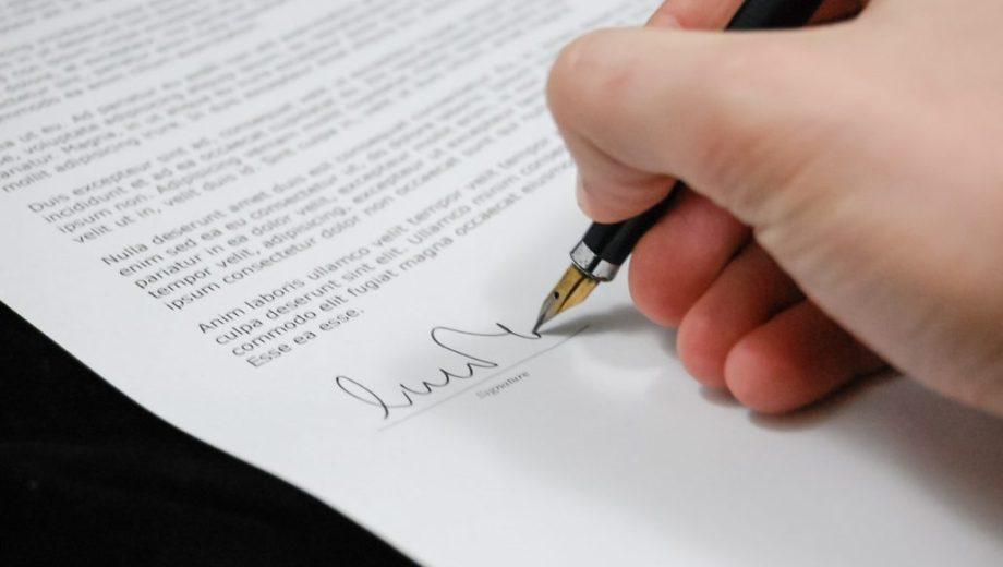 imagen de firma
