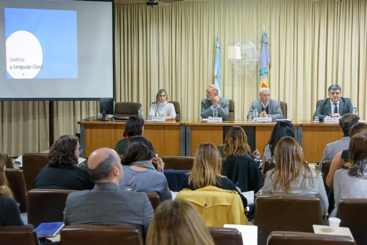 La Suprema Corte de Justicia de la Provincia de Buenos Aires se integró a la Red de Lenguaje Claro Argentina