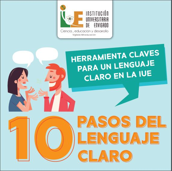 10 pasos de lenguaje claro